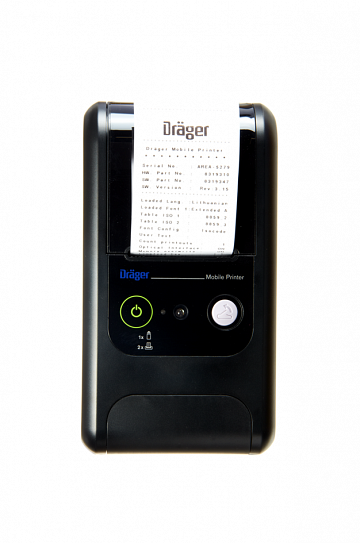 Dräger Mobile Printer